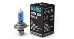 H4 35/35W Crystal Blue Power